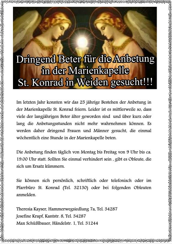 St. Konrad Weiden