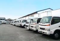 一般貨物自動車運送事業許可