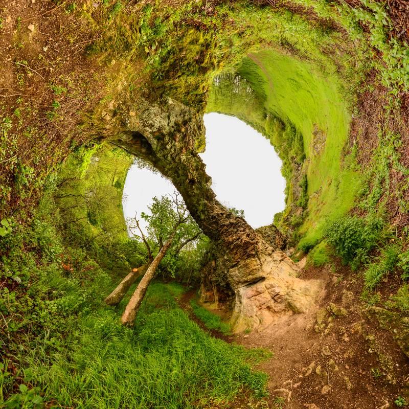 La roche percée, Morvan - REF TU_2017_011