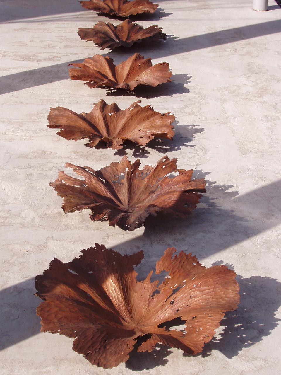 経過 (bronze)      60cm
