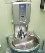 酸性電解水洗浄機