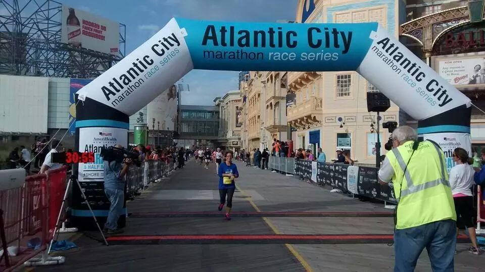 Voyage de course Atlantic City 2014