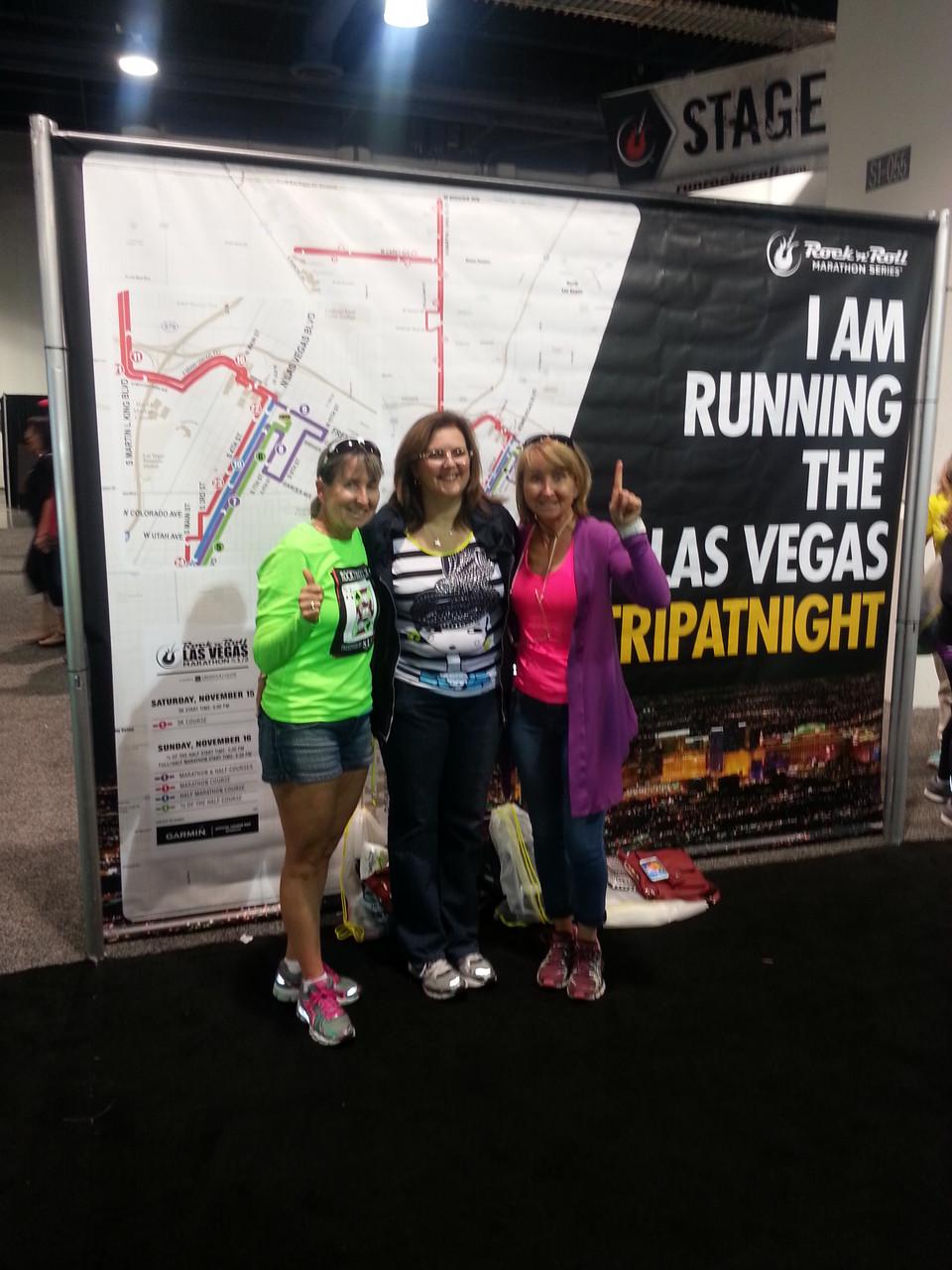 Voyage Marathon de Las Vegas 2014