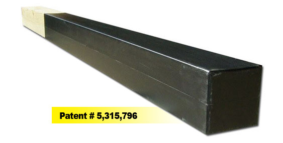 Plasti-Sleeve - Manufacturer & supplier of innovative Plastic Post Cover components for Post Frame Design.