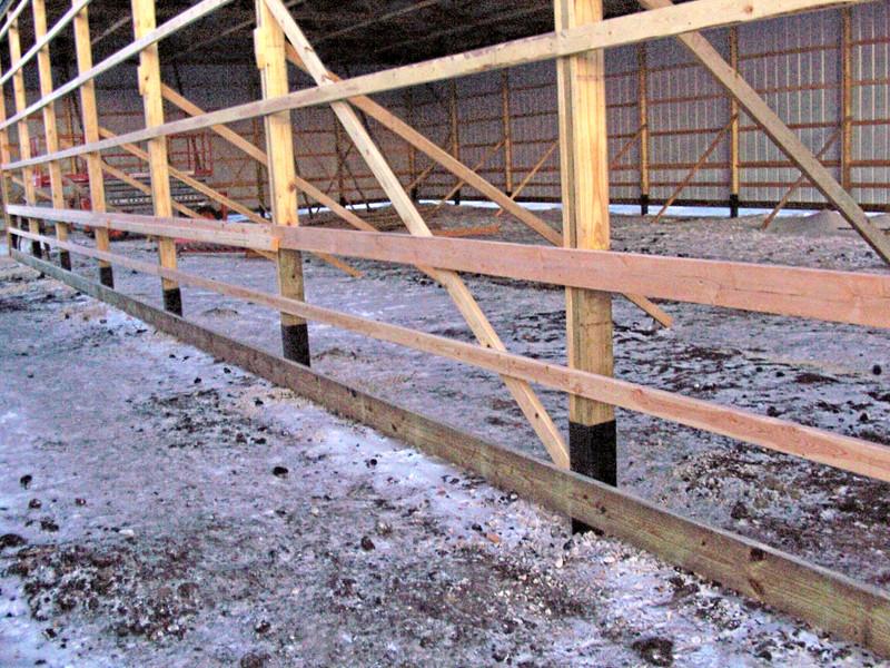 Lester farm building