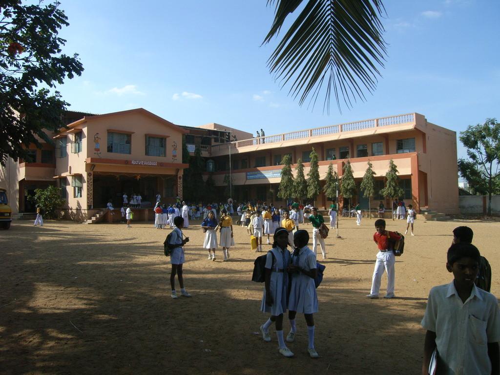 Kirchliche Schule