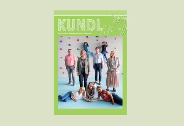 Artikel in Kundl Life Oktober 2020