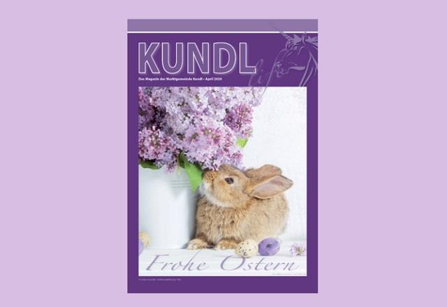 Artikel in Kundl Life April 2020
