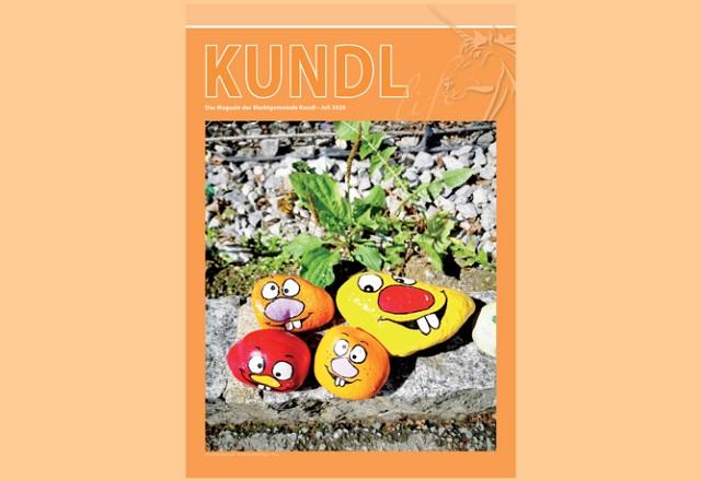 Artikel in Kundl Life Juli 2020