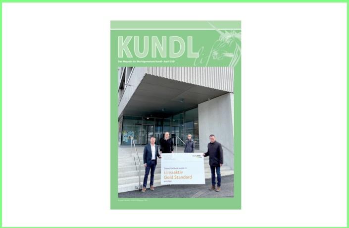Artikel in Kundl Life April 2021