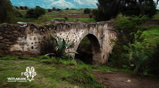 Antiguo acueducto de agua