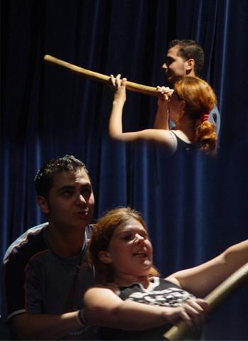 Leonce und Lena - Theater Spielraum
