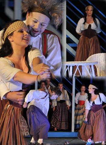 Das Mädl aus der Vorstadt - Nestroyfestspiele auf Burg Liechtenstein