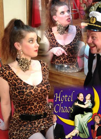 Hotel Chaos - Gloria Theater