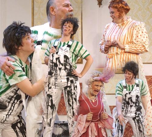 Aschenbrödel - Gloria Theater