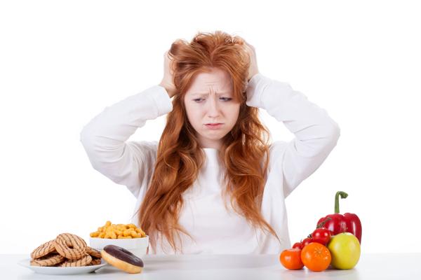 estrés y sobrepeso