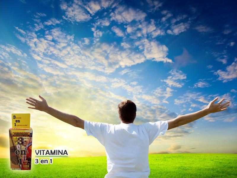 Vitamina 3 en 1
