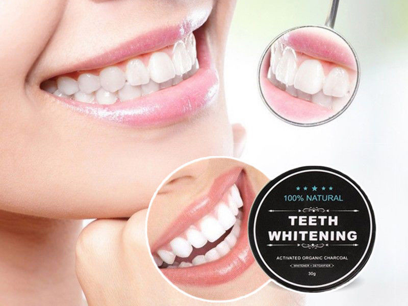 Blanqueador Dental de Carbón Activado (Teeth Whitening)