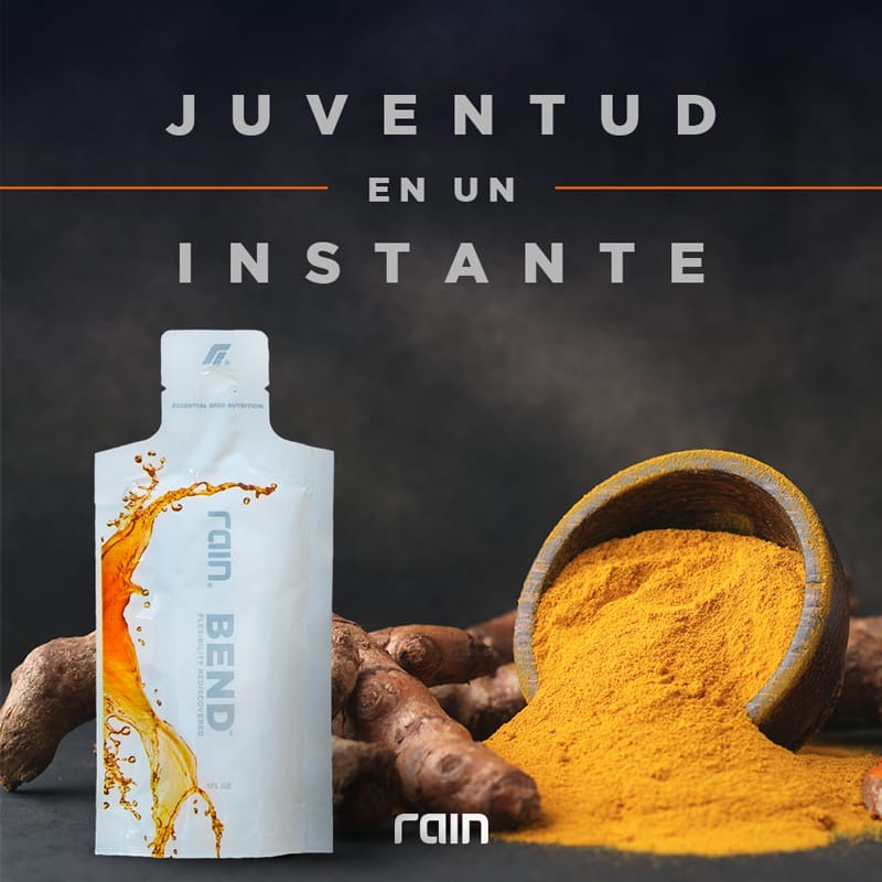 BEND de Rain International, Juventud en un instante