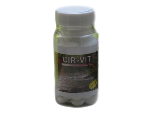 Suplemento alimenticio de origen natural, auxiliar para problemas de circulación, várices, oxigenación cerebral o impotencia sexual.