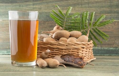 Beneficios del jugo de papaya, piña y tamarindo
