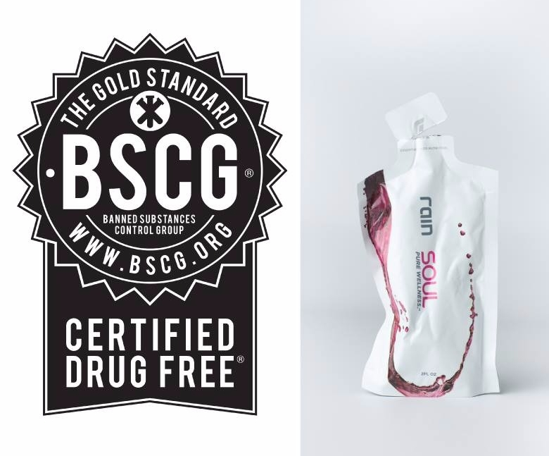 Certificado libre de drogas por el Banned Substances Control Group