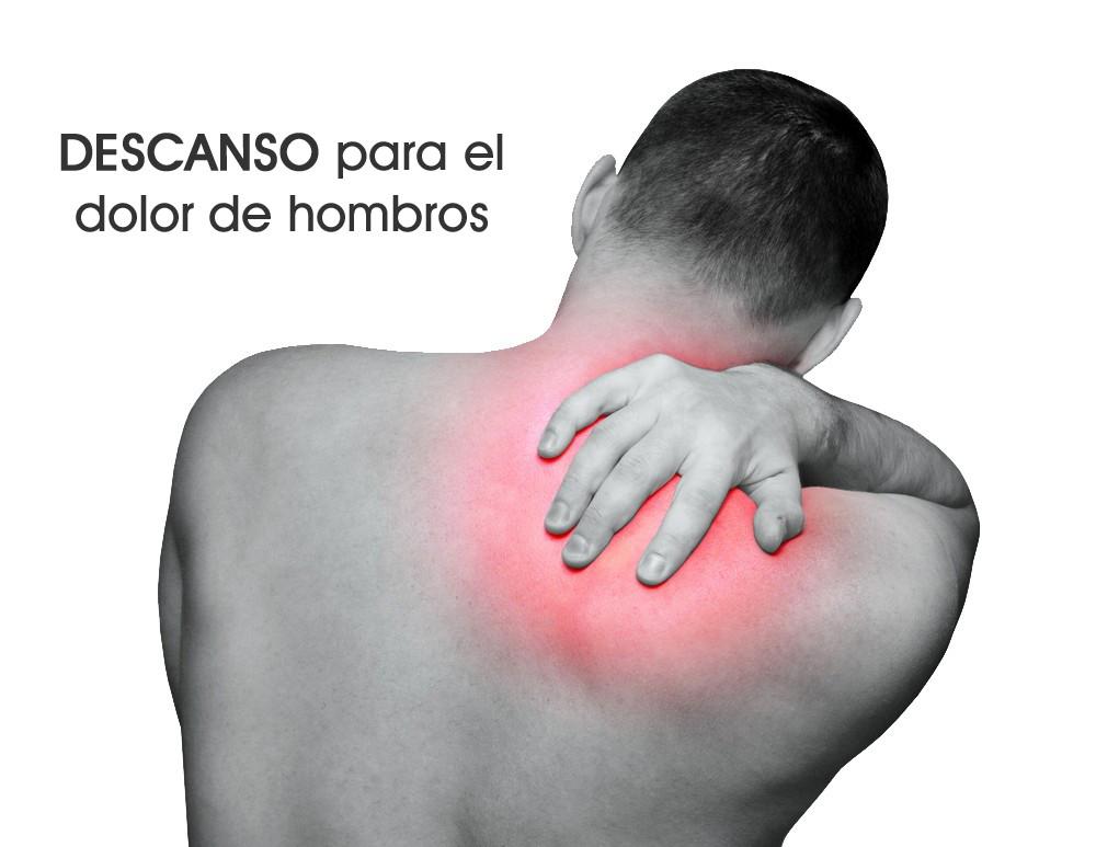 Descanso para el dolor de hombros