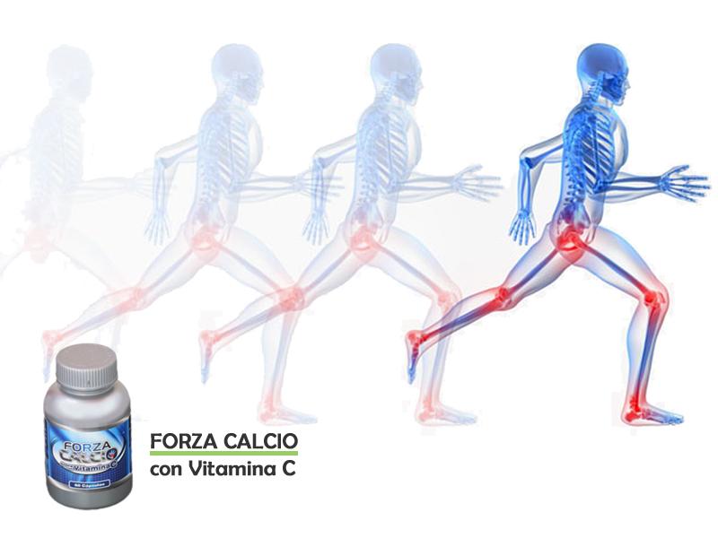 Forza Calcio con Vitamina C