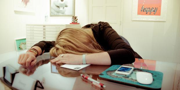 Las 8 razones por las que podrías sentirte agotado