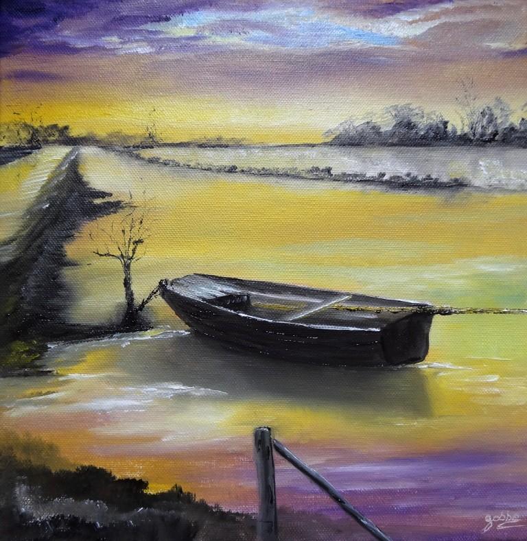 barque marais vermier