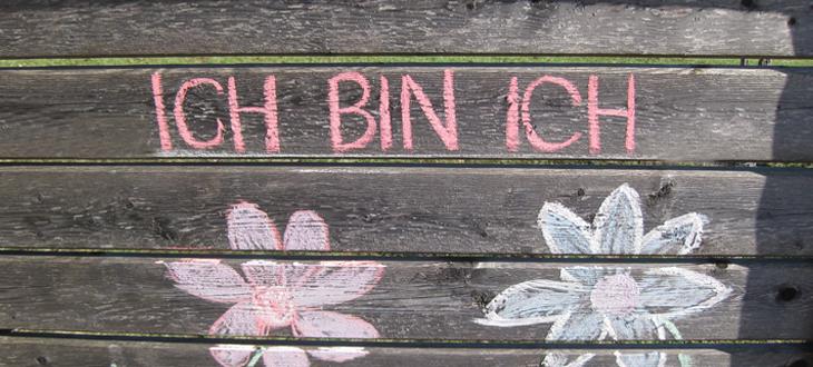 ICH bin ICH