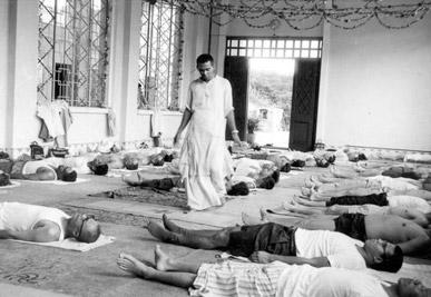 Estilo Sivananda Yoga