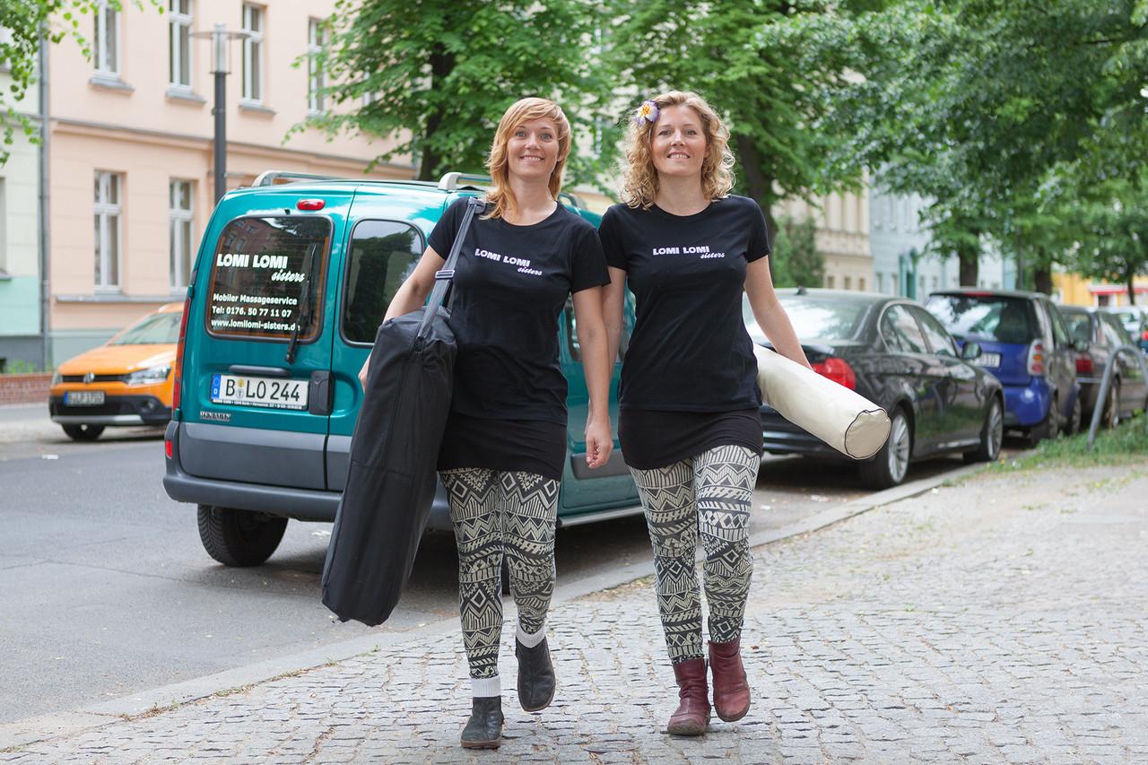Massage berlin friedrichshain mobile Massages in