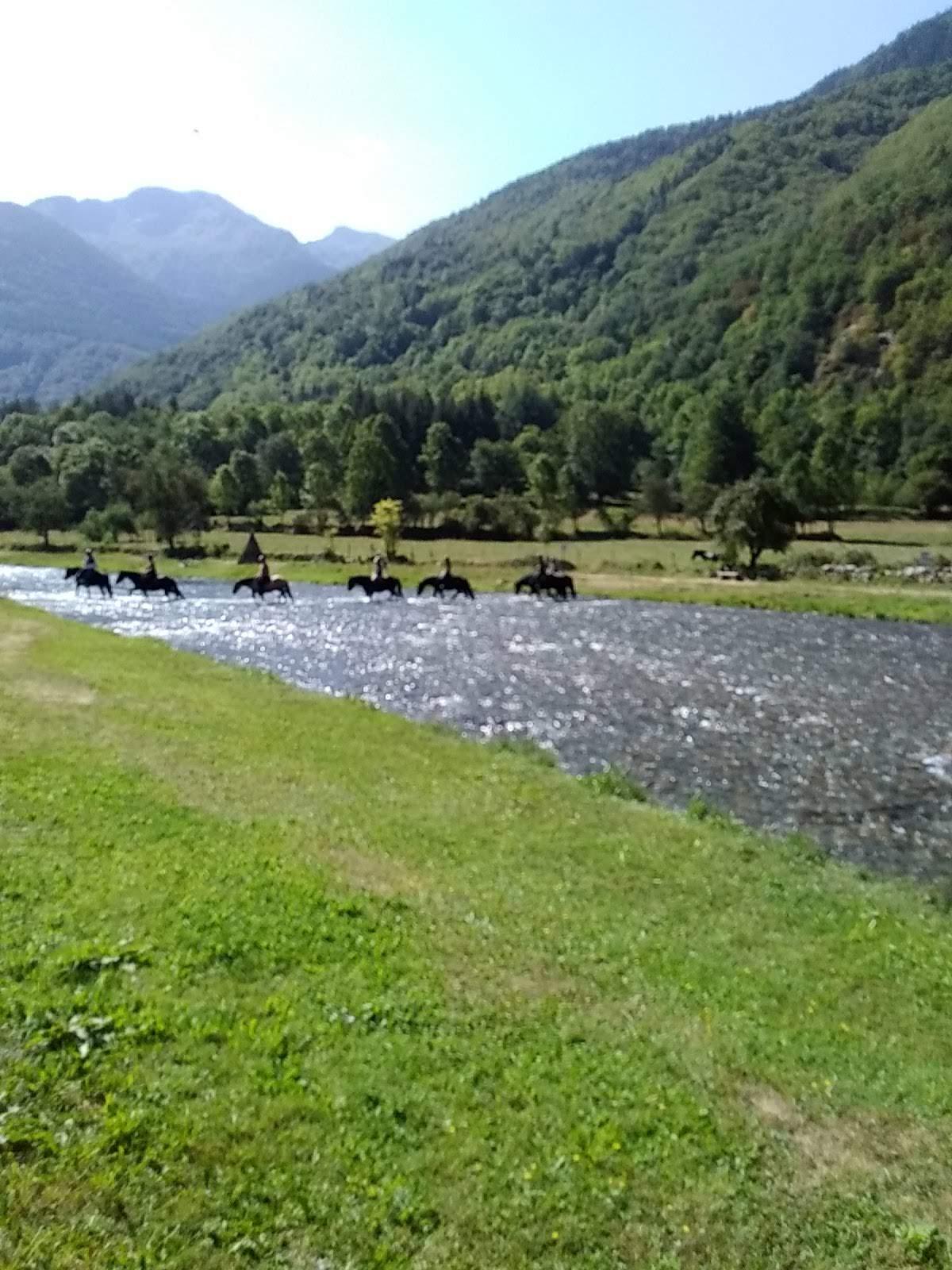 Retour par la rivière