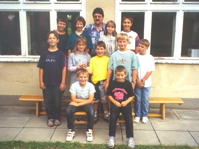 1995-96  1. Kl. (1.-4. Schst.) mit KL Gerhard Kappacher