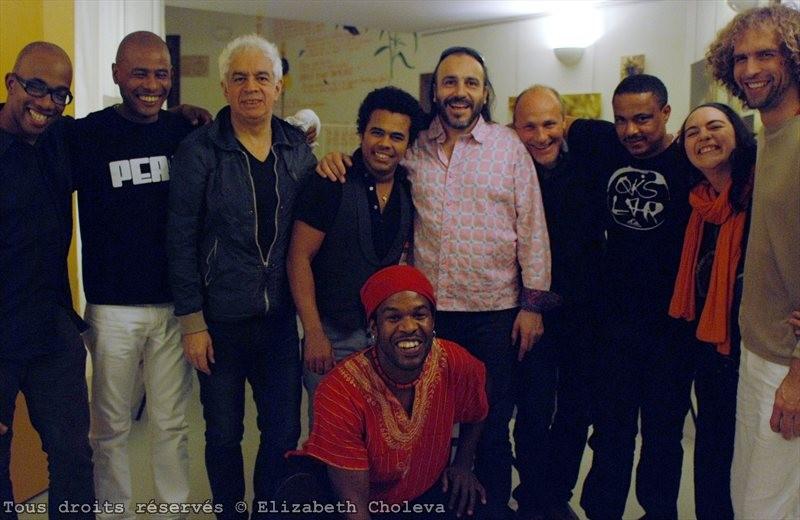 Minino Garay et les Frapadingos - Jazz La Gaude 2012