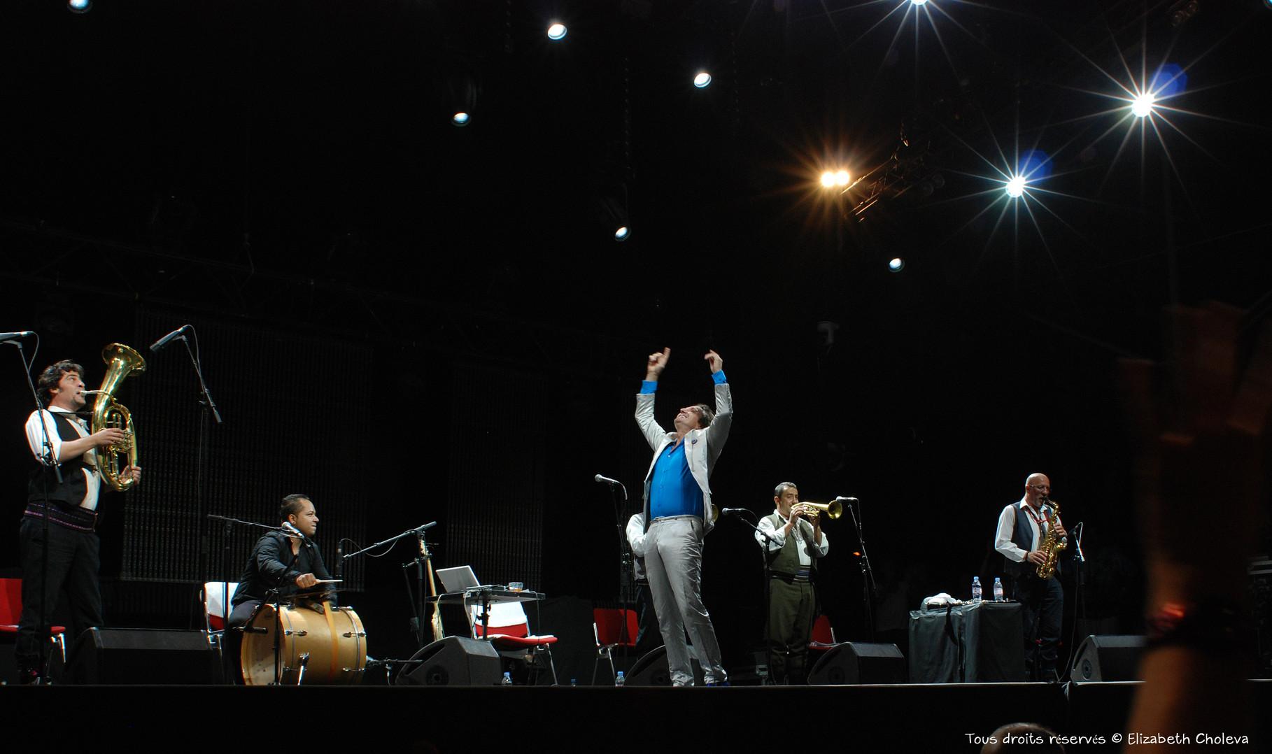 Goran Bregovic - Nuits du Sud 2013