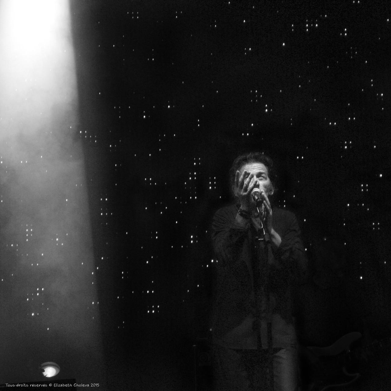 H.F. Thiefaine - Nuits du Sud 2015