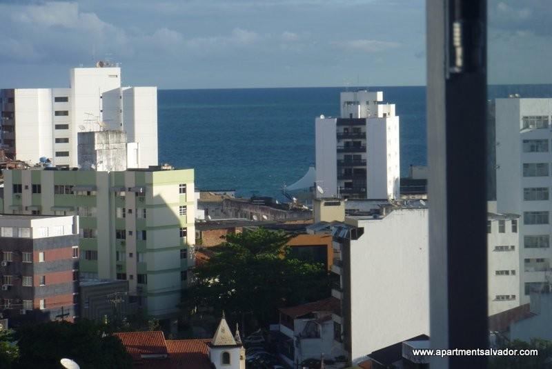 Aussicht auf Barra Vento