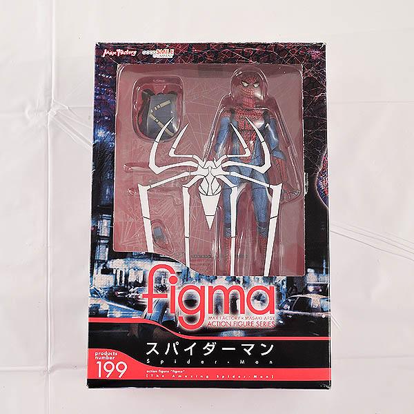 figma◆アメイジング・スパイダーマン グッスマ MAX Factory 倉敷玉島店で買取しました。