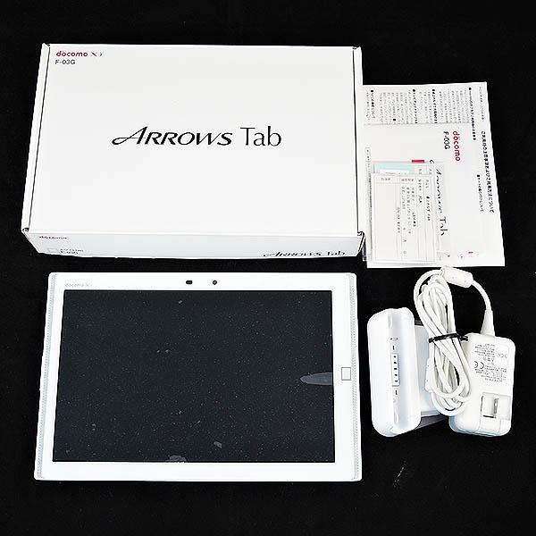タブレット◆docomo/ドコモ ARROWS/アローズ Tab F-03G 倉敷玉島店で買取しました。