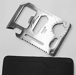 »Credit Card Multi Tool« RY288, BOYZ TOYS