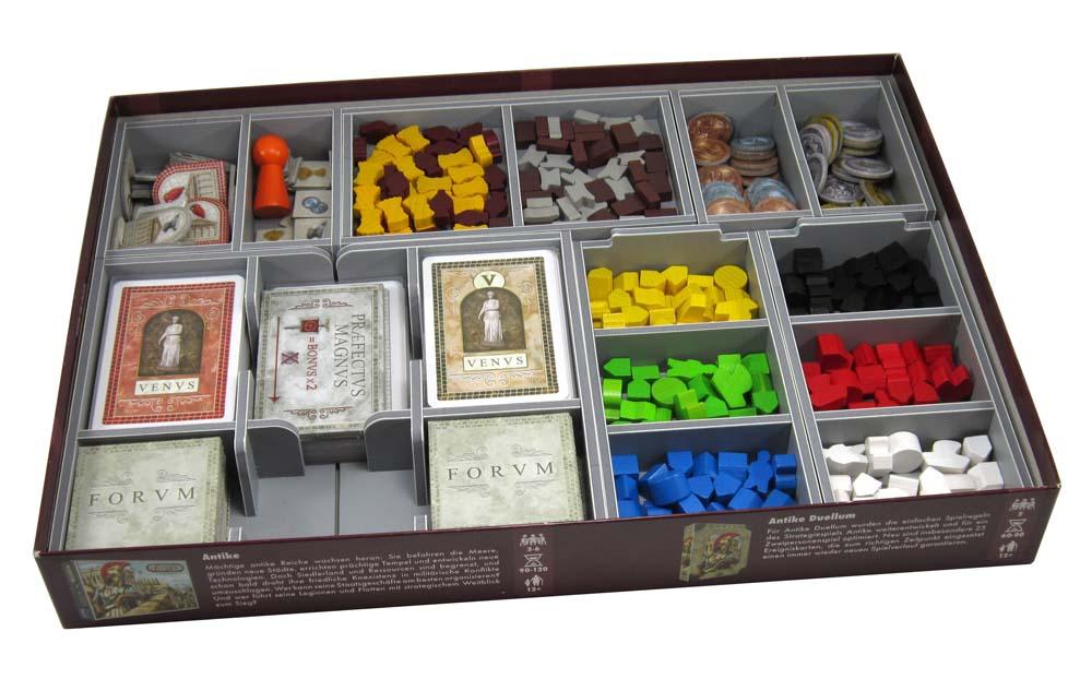El Box Insert el mejor amigo para ordenar los componentes