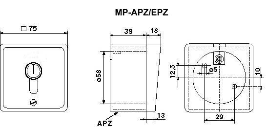 key switches - mp-series