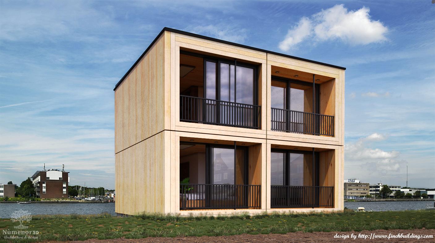 Avant-projet d'un design habitation
