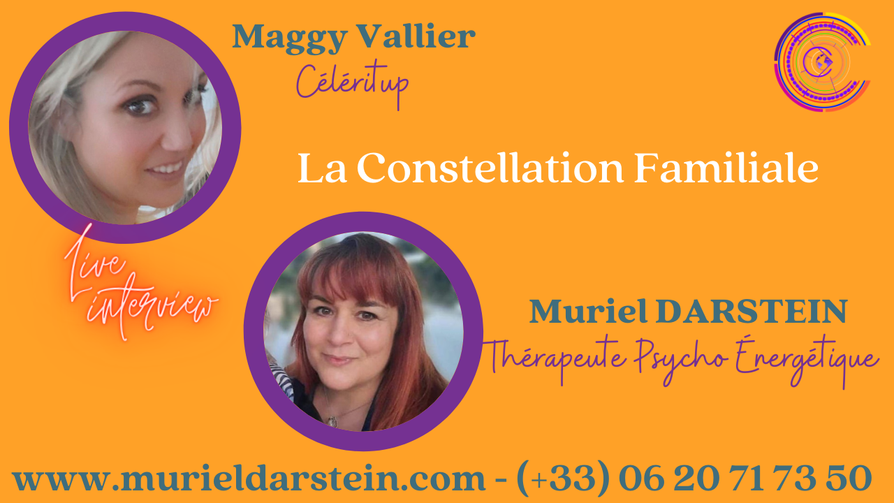 """Replay du Live : """"Les Constellations Familiales"""""""