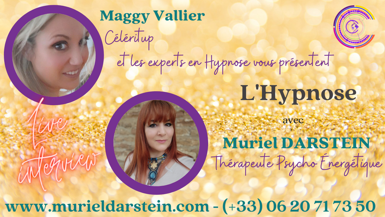 Replay du Live : l'Hypnose