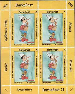PK 1  Chiudilettere Pinocchio