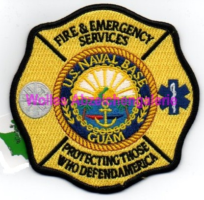 Guam Naval Base Fire & Emergency Services