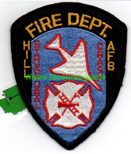 Hill AFB Fire Dept.